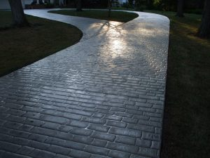 Decorative Concreting walkways